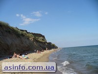 Черное море. Одесская область
