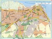 Карта Белгород-Днестровский