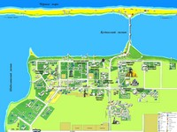 Карта Сергеевки