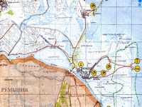 Карта Вилково