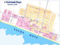 Карта Железного порта