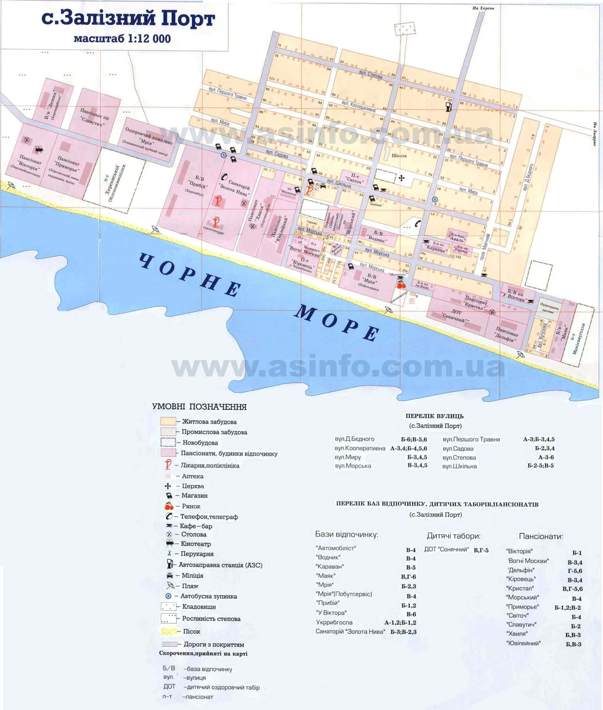 Достопримечательности Крыма на карте Фото рейтинг