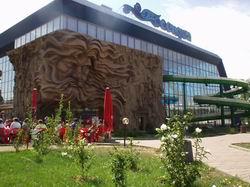 Аквапарк Посейдон. Одесса