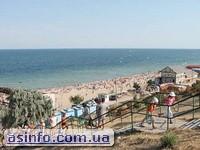 Ильичевск городской пляж