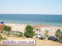 Ильичевск центральный пляж
