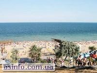 Ильичевск - городской пляж